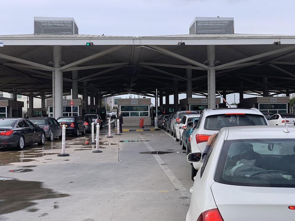 Километрични автоколони и в двете посоки на българо-турската граница