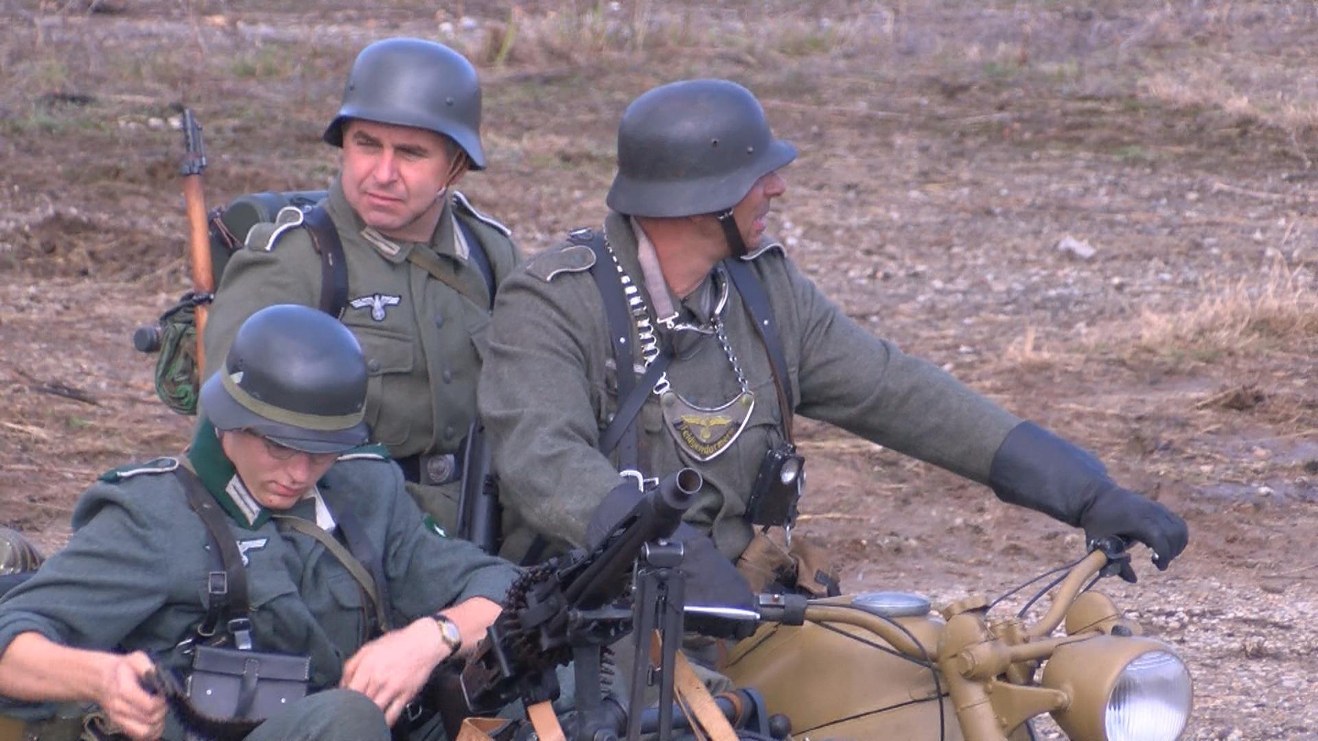Нишката настъпателна операция от 1944 г. оживя във Велико Търново (СНИМКИ)