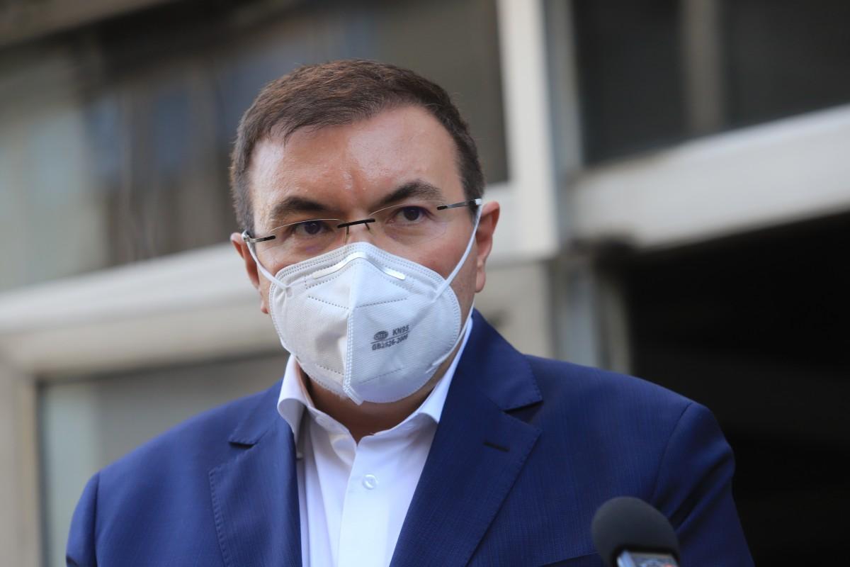 """Министър Ангелов: На 25 януари се очакват още 4000 дози от ваксината на """"Moderna"""""""