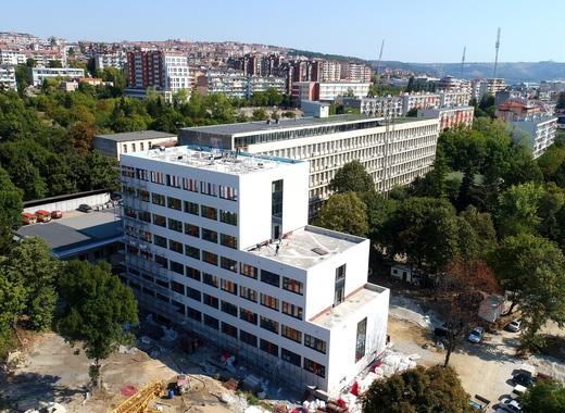 Отварят новия болничен корпус във Велико Търново през юни