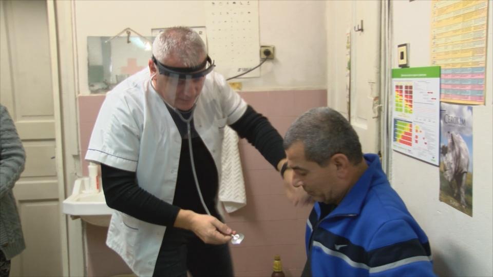 Джипи в Раданово излекува успешно рекорден брой пациенти с коронавирус (СНИМКИ)