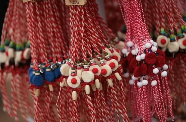 95 места за продажба на мартеници са определени в Горна Оряховица