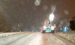 Отменени са всички ограничения, въведени заради снега във Великотърновска област