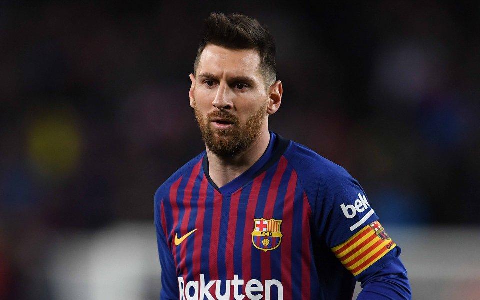 Футболната суперзвезда Лионел Меси вече е свободен агент