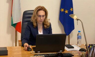 Марияна Николова: Здравният сертификат ще  даде важен тласък за съживяването на туризма