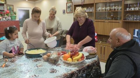 Ромските фамилии в Бяла черква се приготвят да празнуват Банго Васил