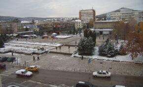 Четири машини почистват улиците в Горна Оряховица