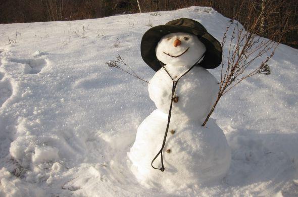 Отбелязваме Международния ден на Снежния човек
