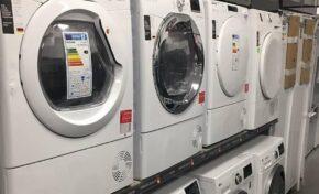 Нов етикет показва колко ток харчи пералнята