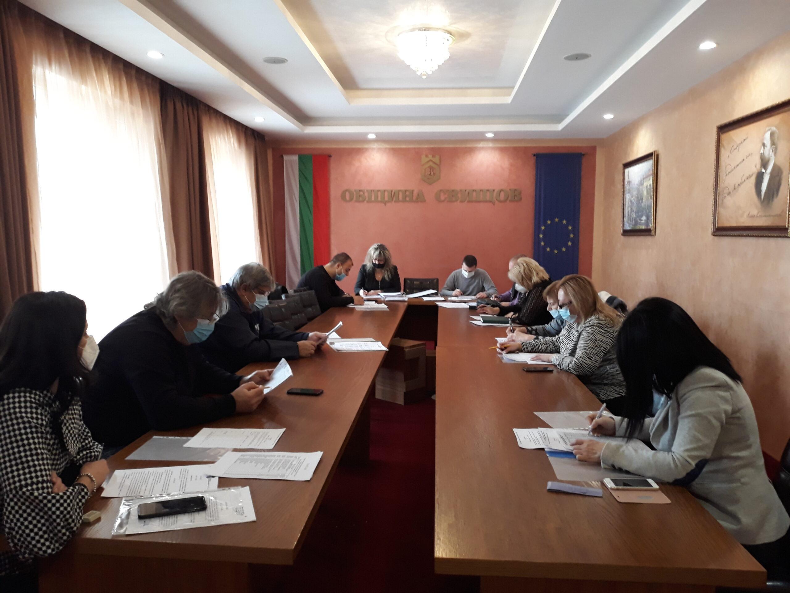 В община Свищов се проведоха консултациите за съставяне на СИК