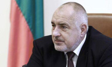 Борисов обяви водачите на националния и на софийския предизборен щаб на ГЕРБ