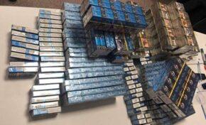 Над 122 000 къса цигари задържаха митнически служители при пет проверки в района на ГКПП Дунав мост Видин – Калафат