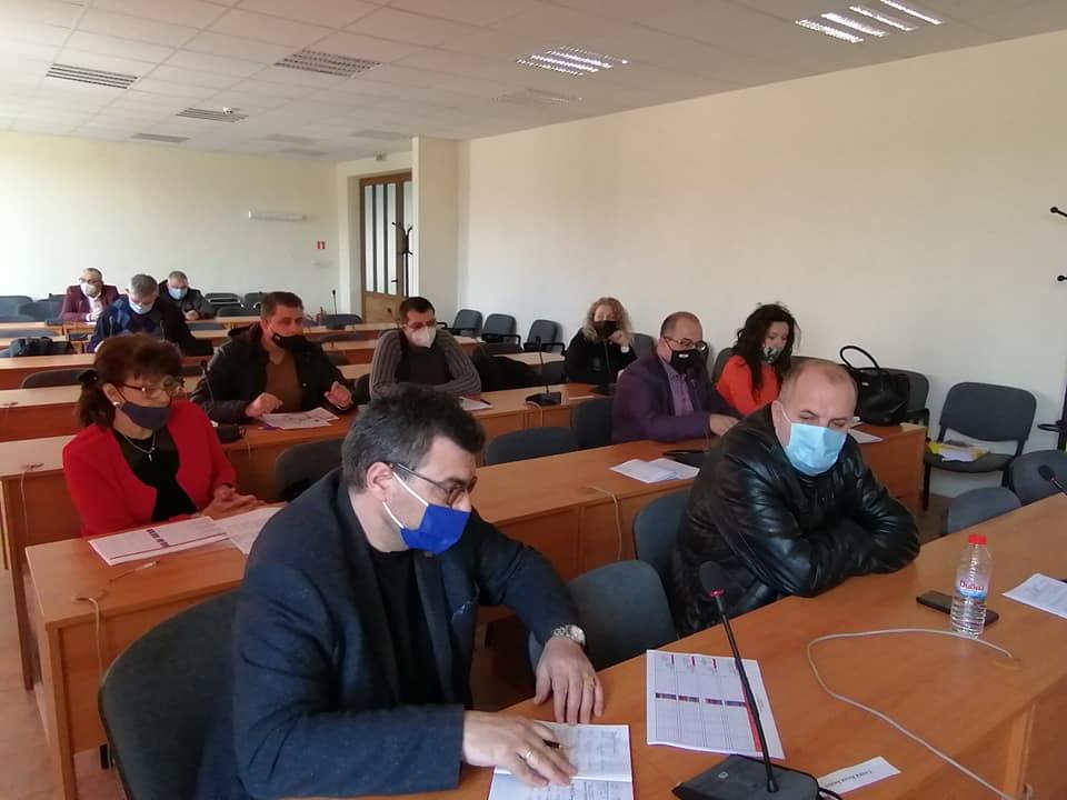 Разпределиха местата в секционните избирателни комисии в Община Горна Оряховица