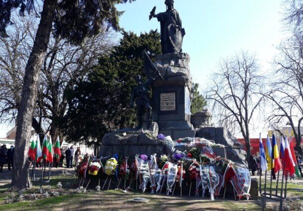 В Свищов отбелязаха Трети март