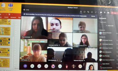 Горнооряховски ученици проведоха информационна кампания за профилактика на туберкулозата