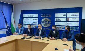 """""""Републиканци за България"""" представиха официално листата си за Велико Търново"""