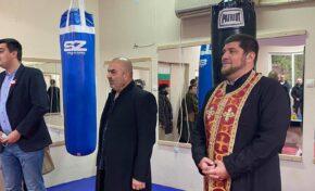 """С откриването на боксова зала """"Делта Гард"""" ще подпомага развитието на подрастващите в Дряново"""