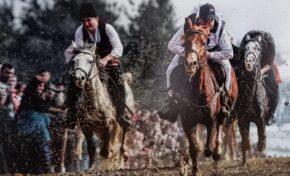 """Конят е главен герой в изложбата """"Етно обектив (Тодоровден)"""", открита в музей """"Етър"""""""