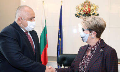Борисов обсъди отношенията с Русия с посланика на страната у нас