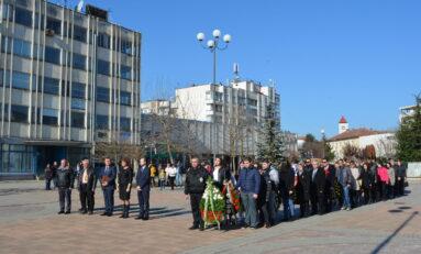 Павликени тържествено чества 3 март