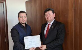 Избраха инж. Пламен Чернев за кмет на месеца