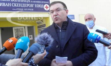 Костадин Ангелов: Няма риск за ваксинираните с АстраЗенека