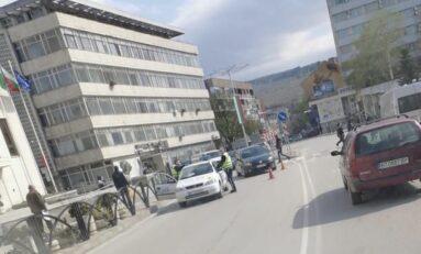 Лек автомобил блъсна пешеходец в центъра на Горна Оряховица