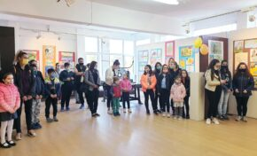 Приключи IX-то Международно биенале за детска рисунка – Свищов 2021