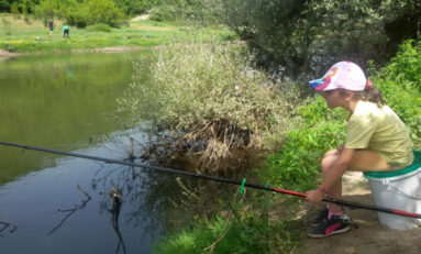 Община Горна Оряховица и Клубът по спортен риболов канят децата на риболовен турнир
