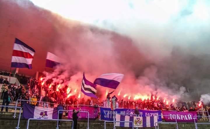 """Двубоят """"Етър"""" – """"Славия"""" днес ще се играе пред публика на стадион """"Ивайло"""""""
