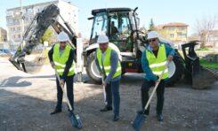 Нова фитнес площадка и паркинг с 22 места се изграждат в Павликени