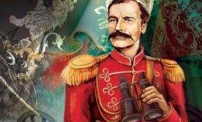 """Романът """"Прозренията на Раковски"""" ни представя великия българин като личност от европейска величина"""