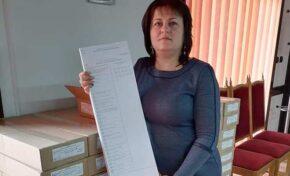 42 400 бюлетини бяха доставени в Община Горна Оряховица за предстоящия вот