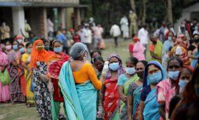 Индия постави рекорд по новозаразени с коронавирус