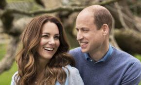 Уилям и съпругата му Кейт Мидълтън празнуват 10 години от сключването на брака си