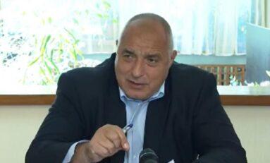 Борисов: Паникьосаха се, само не са ми пришили, че съм изял някой човек