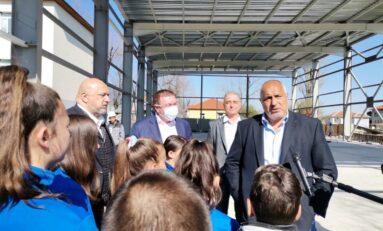Борисов: Получаваме 2,7 млн. ваксини Pfizer/BioNTech, през май ще имаме колективен имунитет