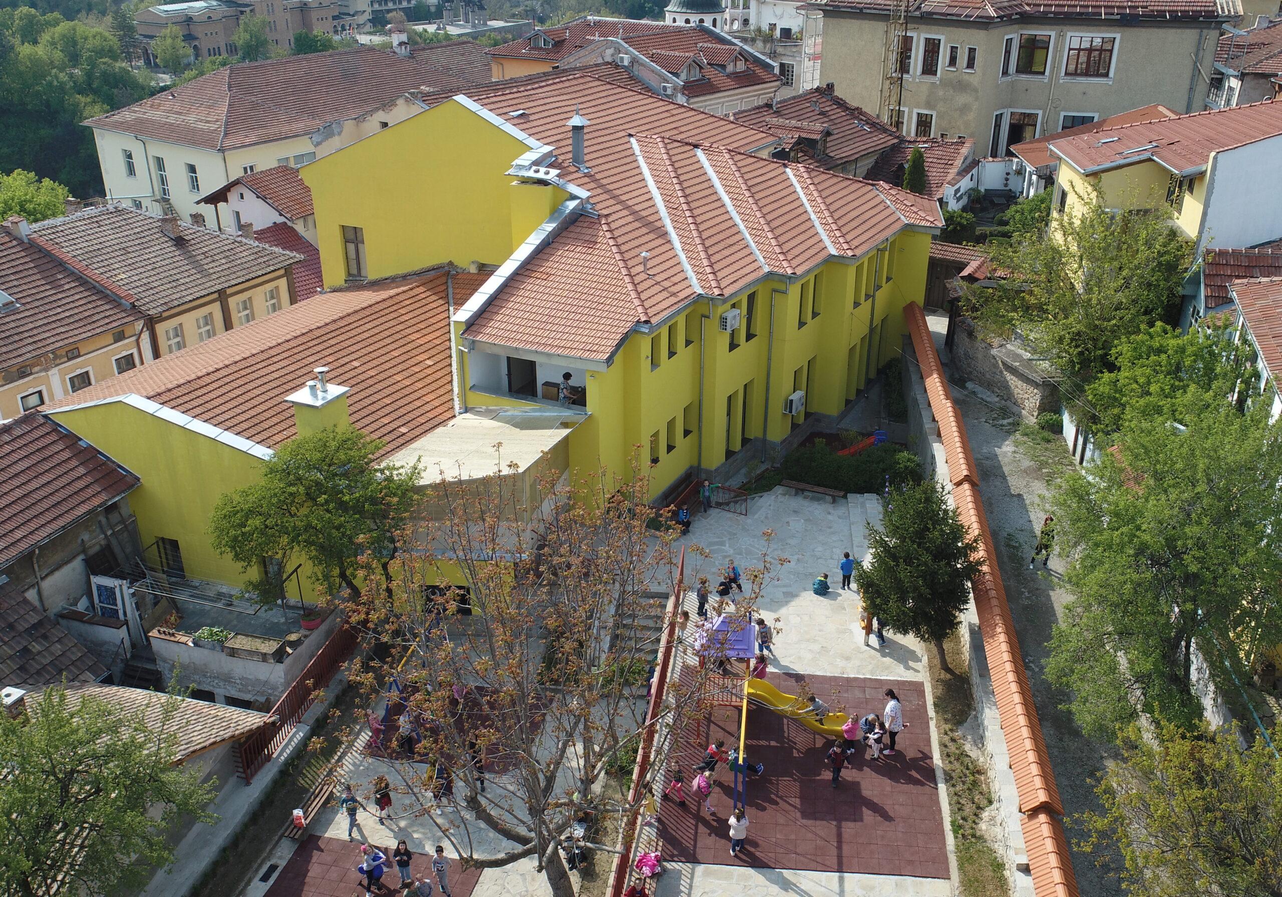 Детските градини посрещнаха 70% от малчуганите във Велико Търново