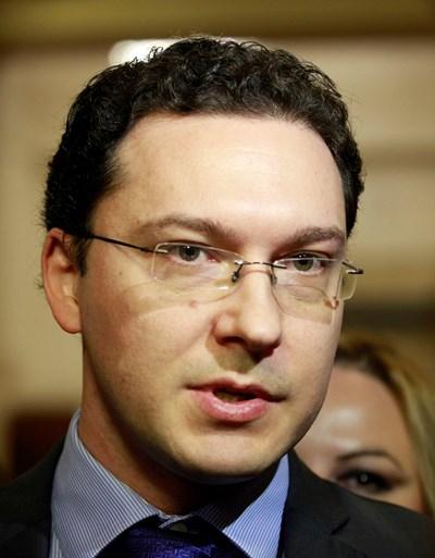 Даниел Митов ще бъде издигнат за премиер от ГЕРБ