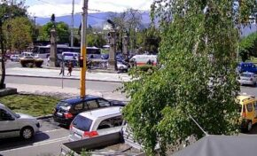 "Катастрофа между два автомобила на ""Орлов мост"""