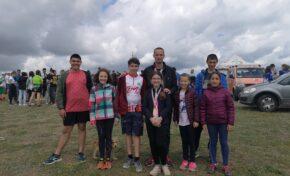 Първи златен медал за новорегистрирания клуб по ориентиране в Елена