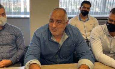 Борисов призова кабинета да обяви кои политици са били подслушвани