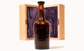 Най-старата бутилка уиски, която ще бъде продадена на търг