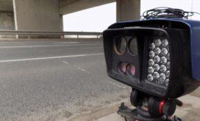 Заснеха шофьор да кара с 204 км/ч при разрешени 90 км/ч
