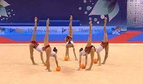 Колосален успех: Златен медал за ансамбъла по художествена гимнастика