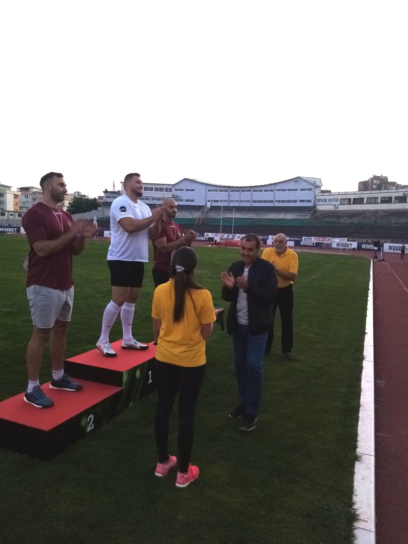 Деян Гемижев e шампион на България на държавното във Велико Търново
