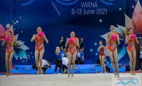 Ансамбълът ни за девойки взе среброто на европейското във Варна