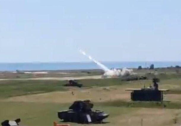 """Американската система """"Patriot"""" отказа след само една изстреляна ракета по време на учение"""