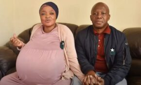 37-годишна южноафриканка счупи световния рекорд на Гинес, след като роди 10 бебета накуп