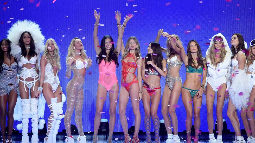 """Victoria's Secret се отказва от своите """"ангели"""""""